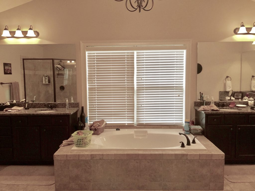 Master Bathroom Update