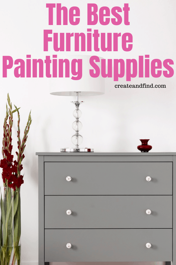 the best furniture painting supplies