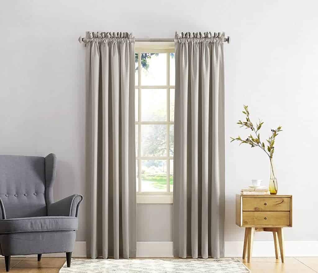 11 Budget Friendly Modern Farmhouse Curtains