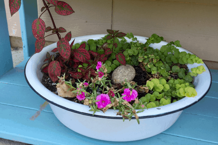 Make Your Own DIY Planter with some Farmhouse Style