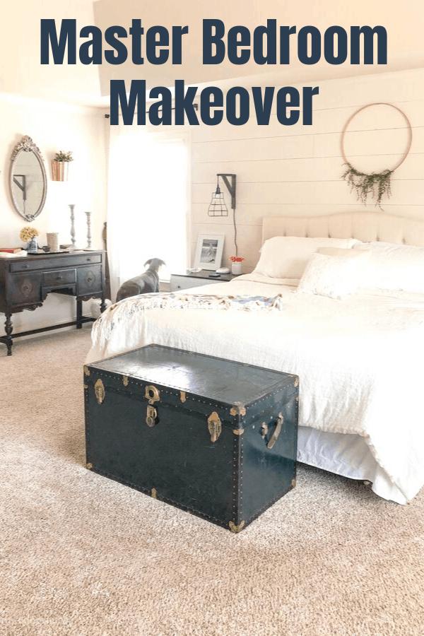 Master Bedroom Makeover Details