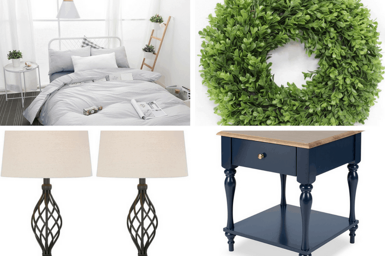 How to create a modern farmhouse bedroom