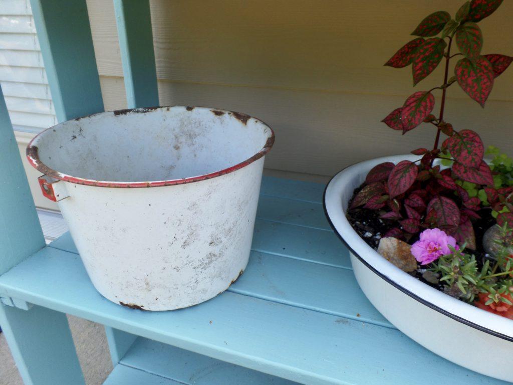 thrifty challenge summer porch update