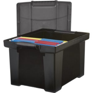Lego manual storage file folder box