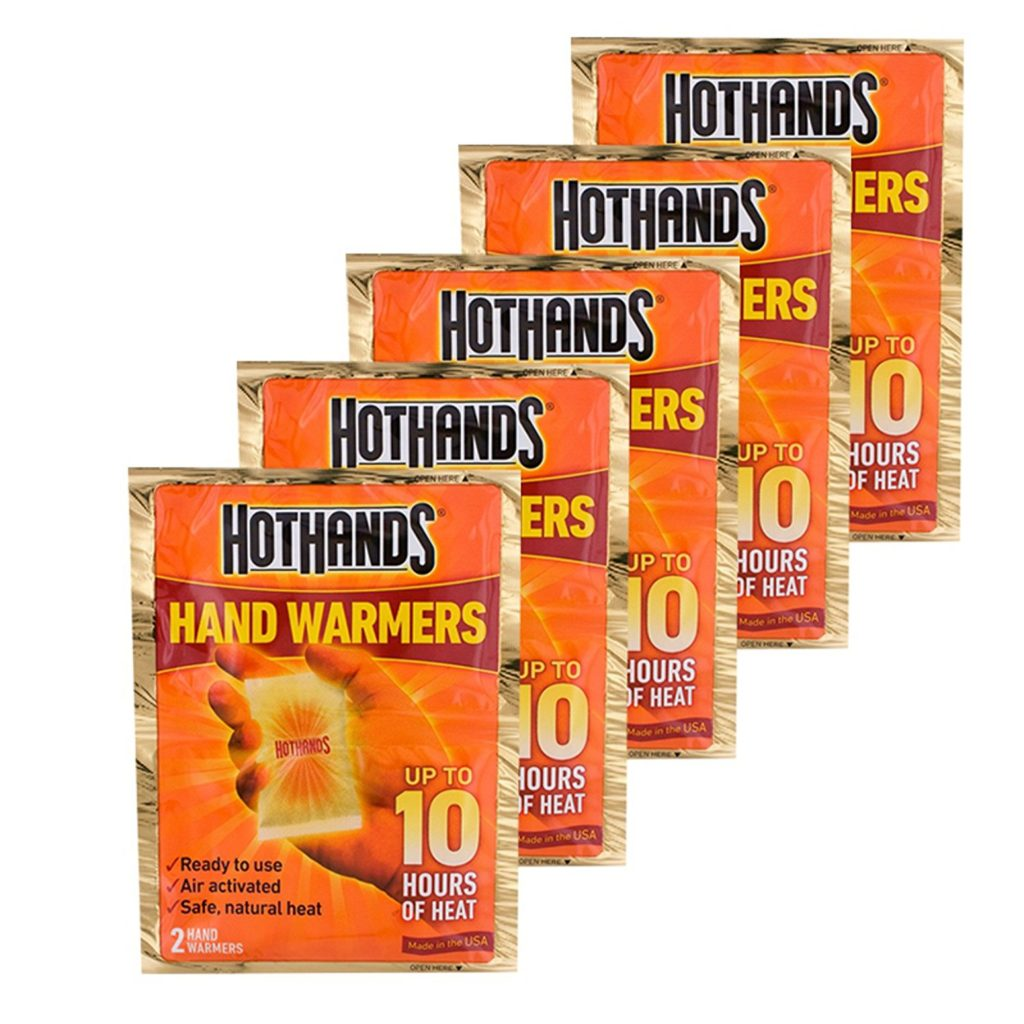 top ten tuesday hand warmers