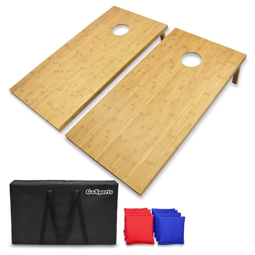 tailgating staples top ten tuesday cornhole boards