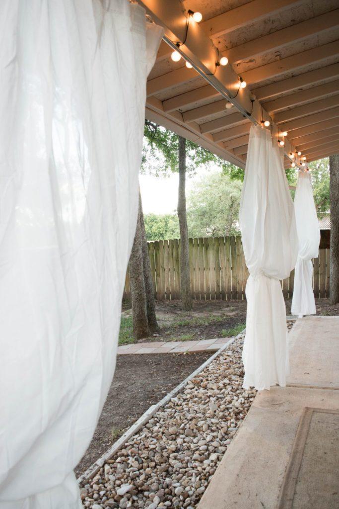 DIY Curtains/curtain rods top ten tuesday