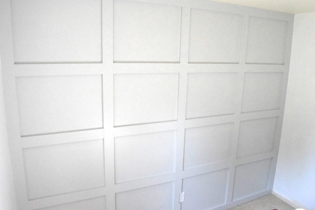DIY board and batten wall top 10 tuesday