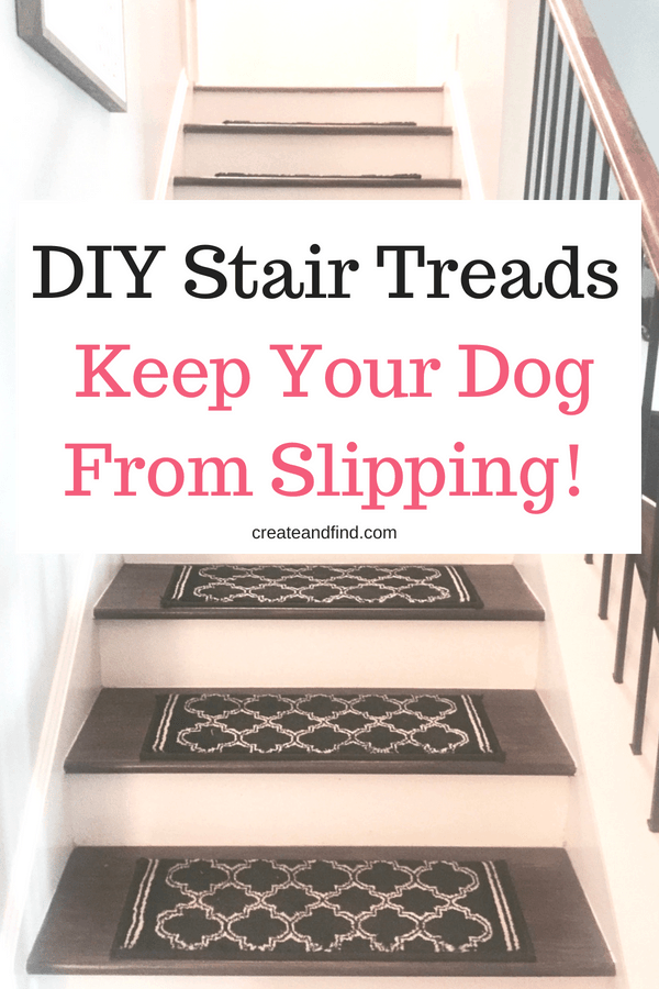 Diy Stair Treads An Easy Way To Get Anti Slip Stairs