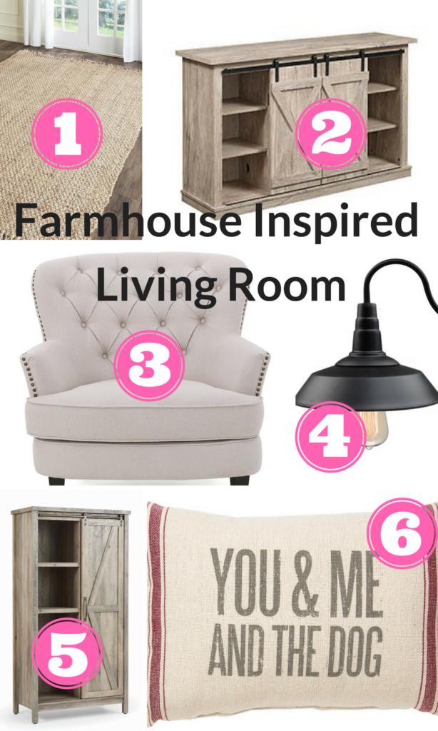 living room decor ideas farmhouse style inspiration