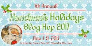 Blog Hop Handmade Holidays