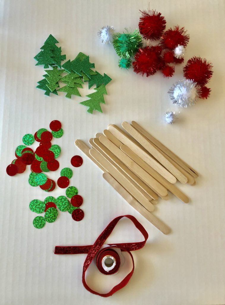 diy kids christmas craft tree