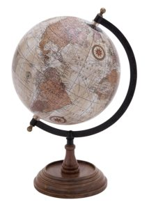 globe for playroom