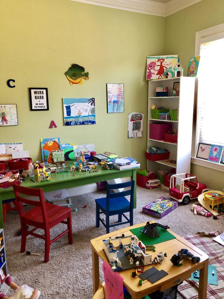 playroom challenge