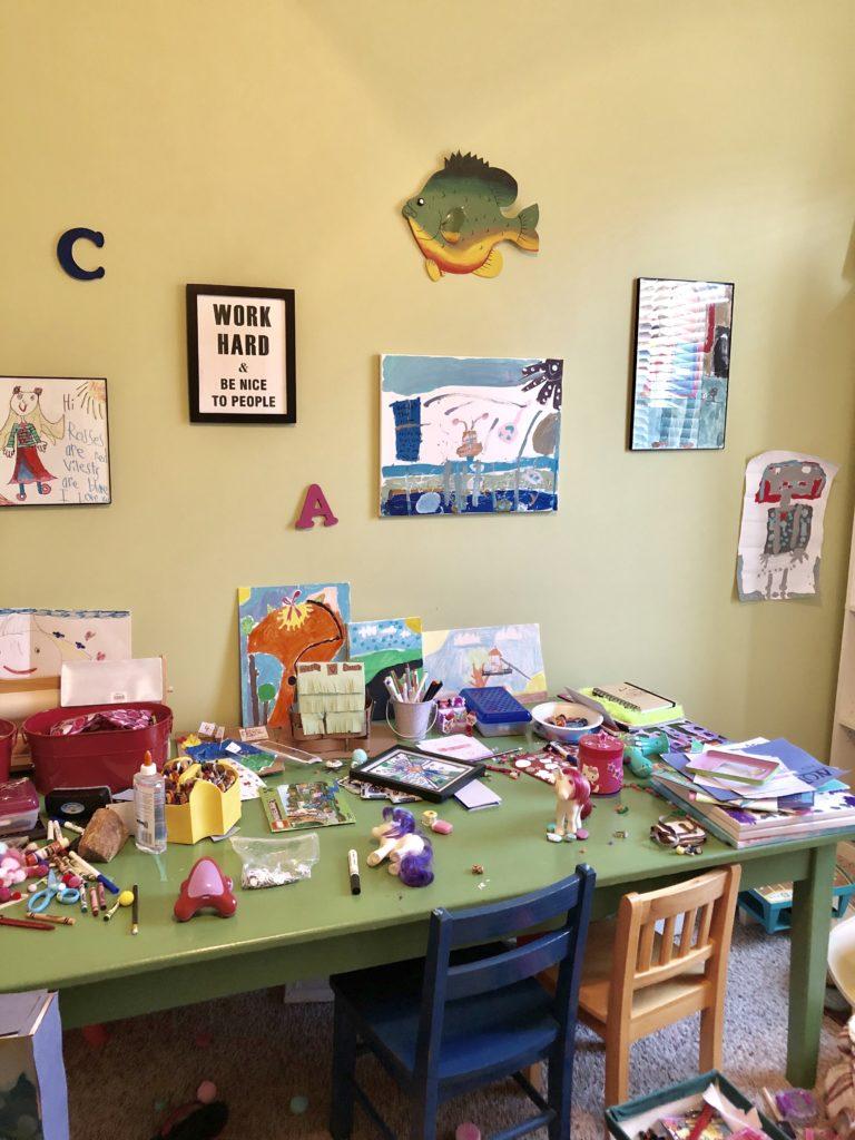 $100 room challenge playroom
