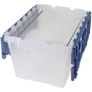 plastic file b ox