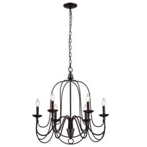 farmhouse lighting chandelier