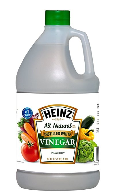 best cleaning supplies vinegar
