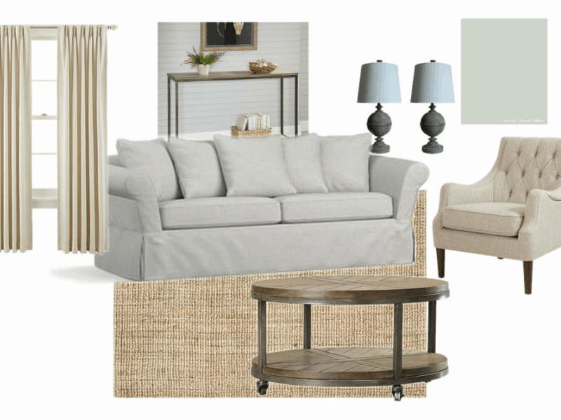 Modern Farmhouse Living Room Ideas 1