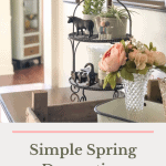 simple spring decorations