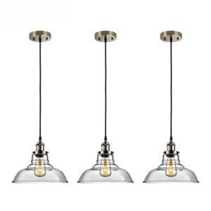 farmhouse pendant lights