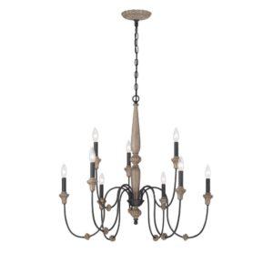 farmhouse lights chandelier