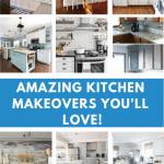 amazing kitchen makeovers