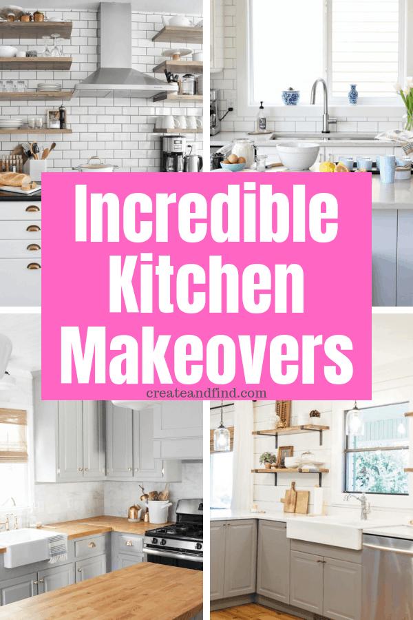 Kitchen Makeovers