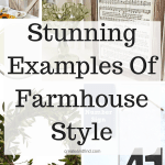 Stunning ways to add farmhouse style to your home!