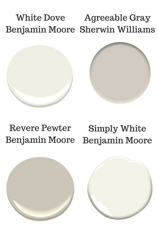 farmhouse style paint colors
