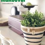 TerraCotta Pot Makeover