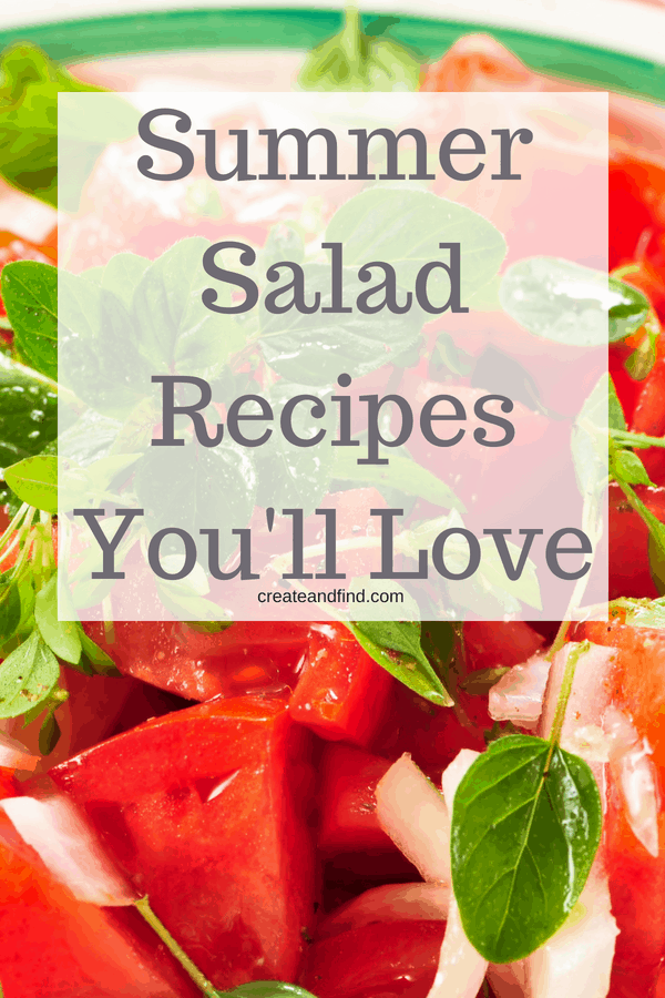 Summer salad recipes you'll love - healthy and fresh ideas for meals