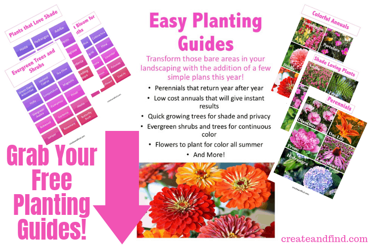 free planting guides