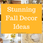 Fall Decorating Ideas - pumpkins, wreaths, DIY, and more to get ready for fall
