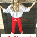 DIY Miranda Sings Costume