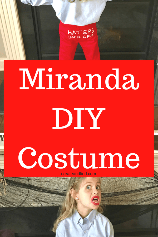 Diy Miranda Sings Costume