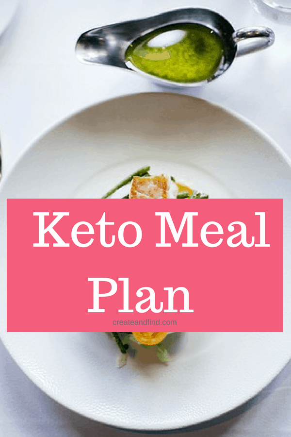 One week of a keto meal plan - breakfast, lunch, dinner, and snacks. Keto for beginners made easy with this weekly meal plan #createandfind #ketodiet #ketodietlifestyle #ketomeals #ketomealprep