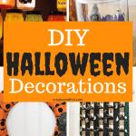 DIY Halloween Decor ideas you can make