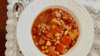 The Best Vegetable Beef Stew Recipe