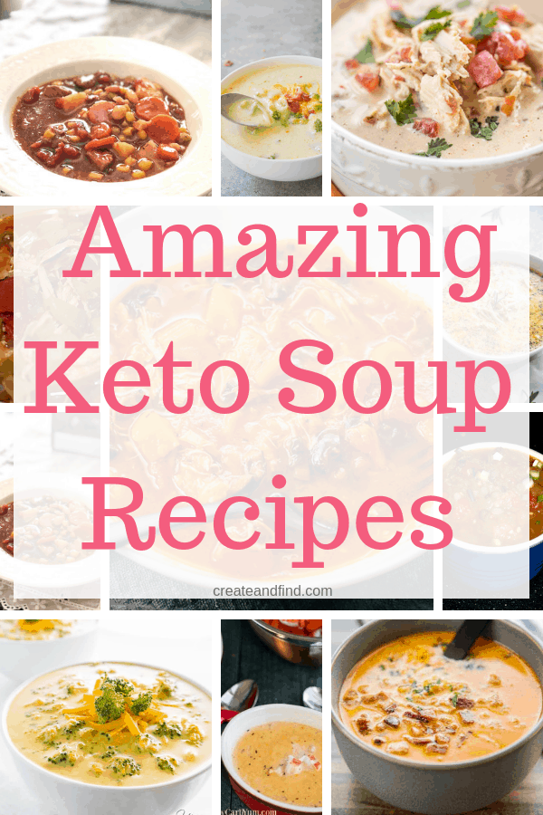 Keto soup recipes you'll love - delicious keto soup and stew recipes