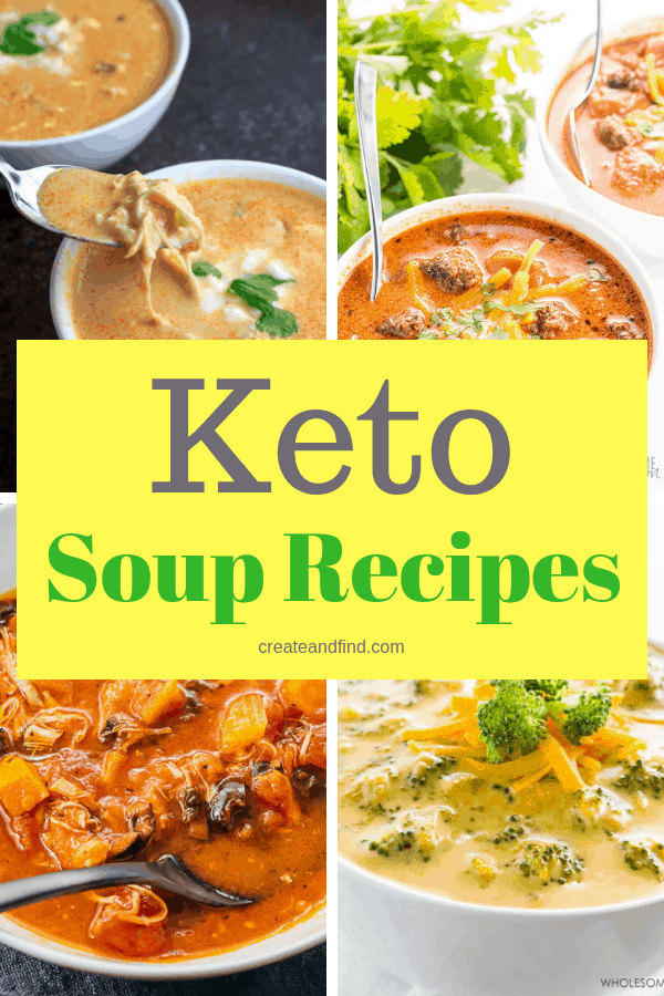 Keto soups and stews that are healthy and delicious