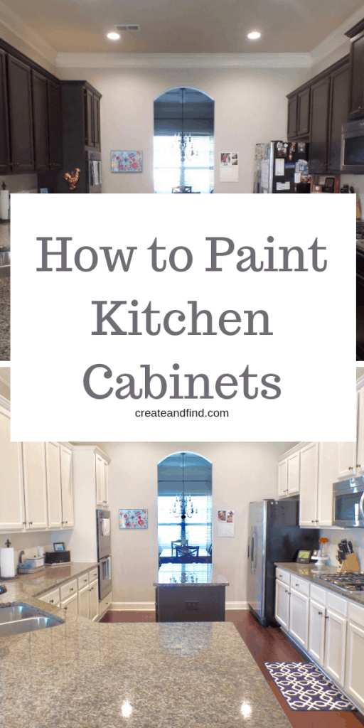 Painting kitchen cabinets - a how-to guide to show you what to use to get a flawless finish
