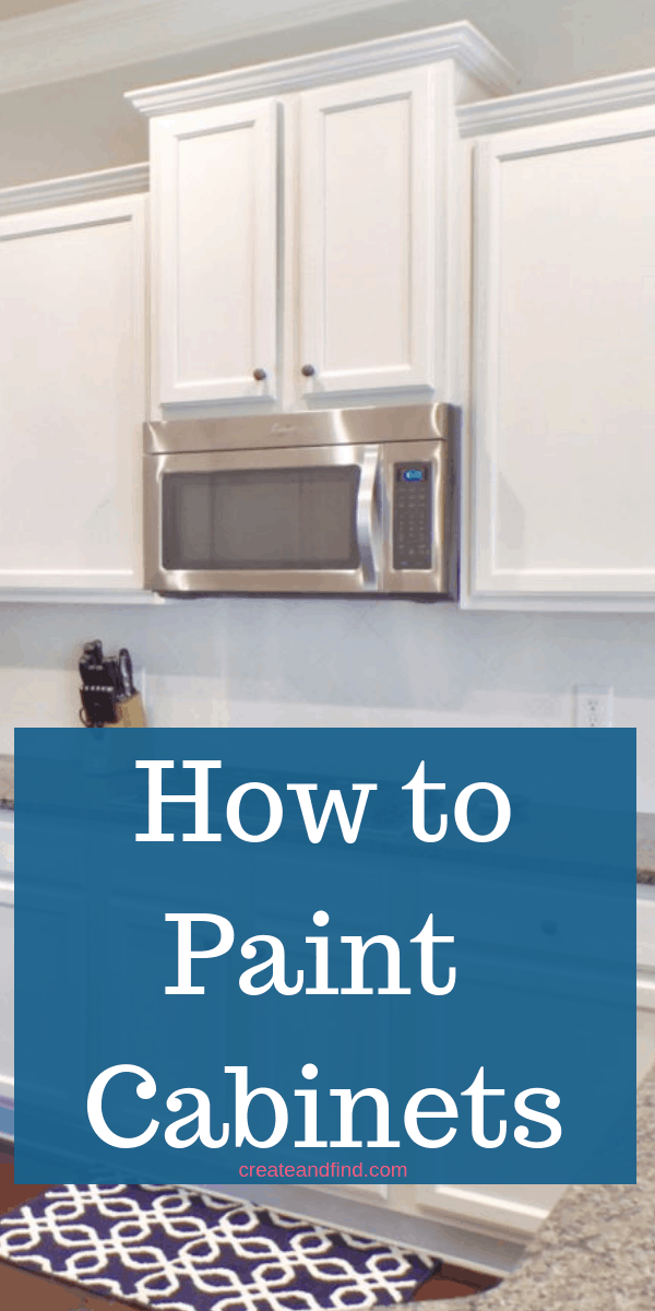 How to paint kitchen cabinets. What products to use and how to use them to refinish your cabinets