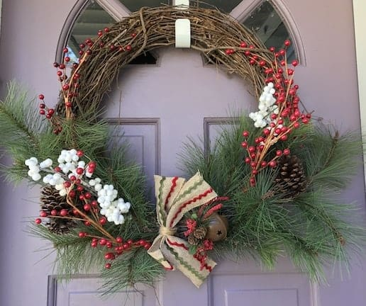 DIY Wreath - DIY Christmas decor
