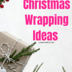Stunning Christmas Wrapping Ideas - inspiration to get those Christmas gifts wrapped in style #createandfind #Christmaswrapping #wrapping #giftwrap