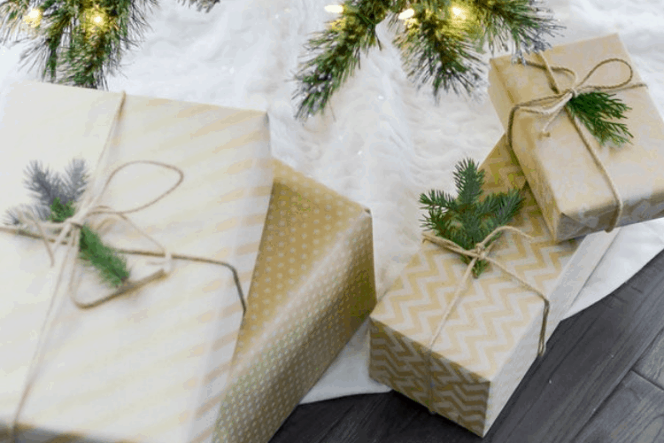 Stunning Christmas Wrapping Ideas