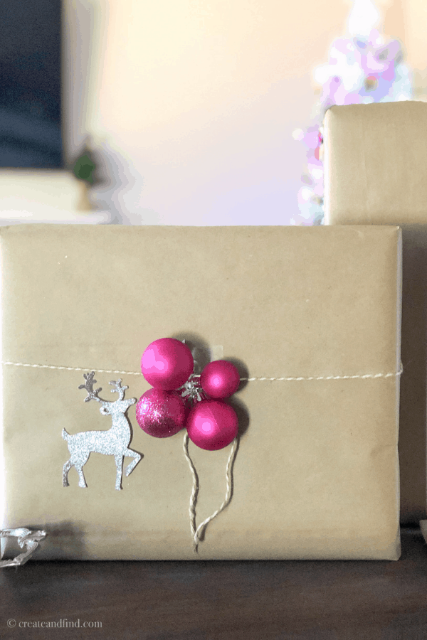 Festive Christmas wrapping ideas