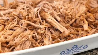 Instant Pot Pork Tenderloin - BBQ Style
