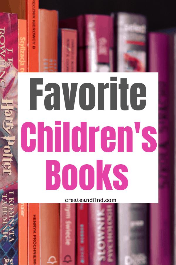 Popular Children's Books - Different books based on age groups.