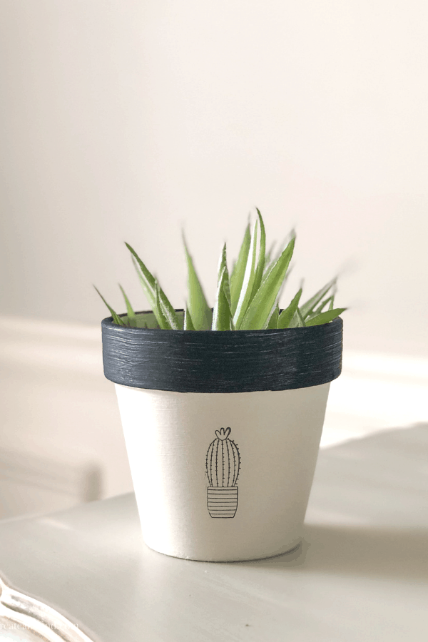 Save money on home decor with these easy DIY Planters